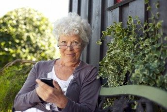My Grandmother texts…does your business?